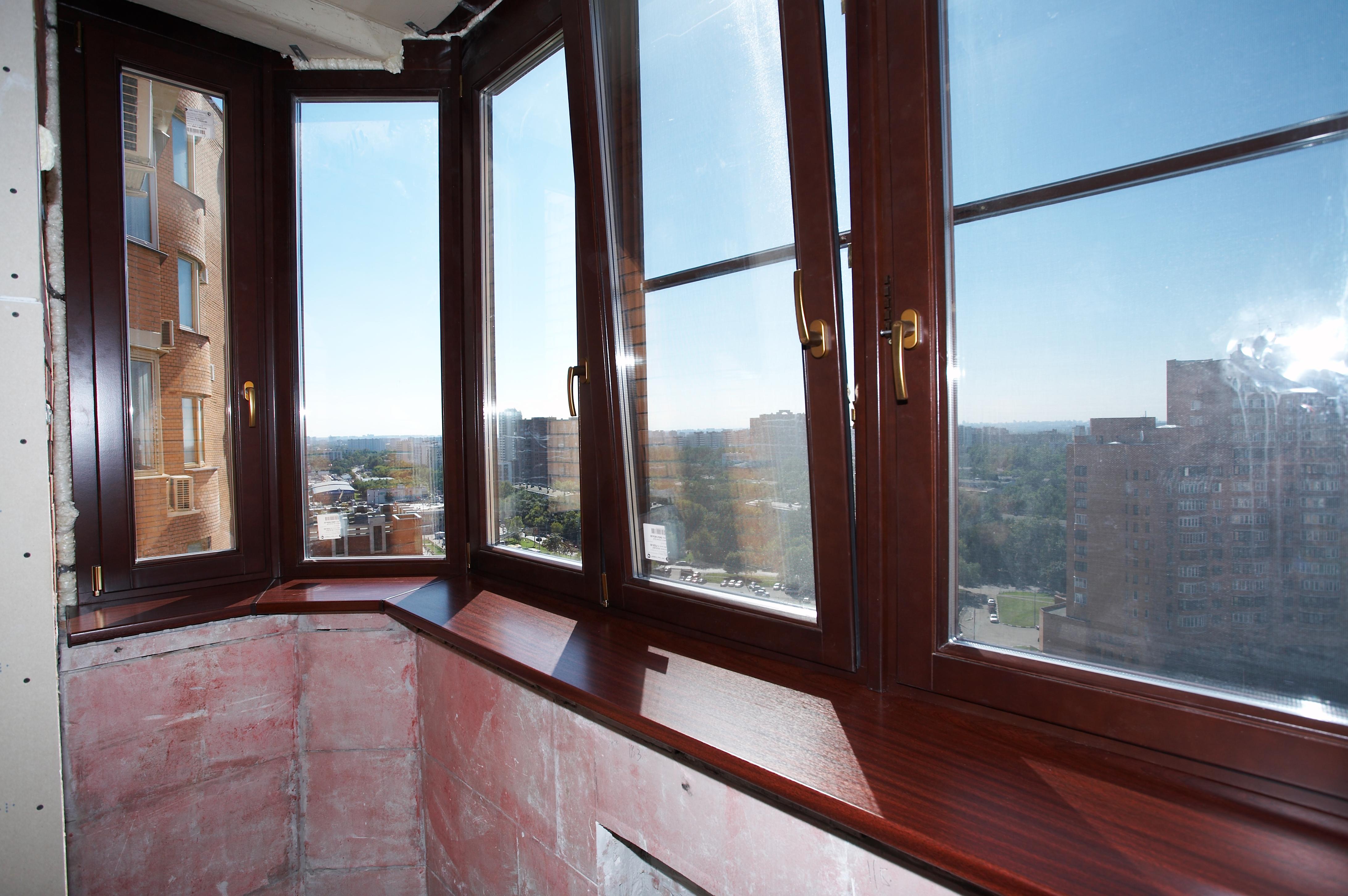 Ремонт и установка окон, остекление балкона - бесплатные объ.